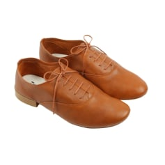 Lace Up Shoes REPETTO Brown