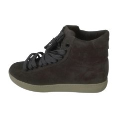 Sneakers TOM FORD Gray, charcoal