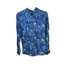 Shirt SESSUN Blue, navy, turquoise