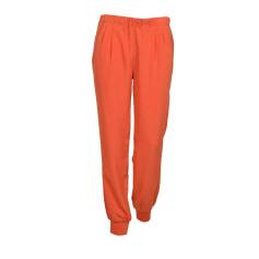 Pantalone dritto PINKO Arancione
