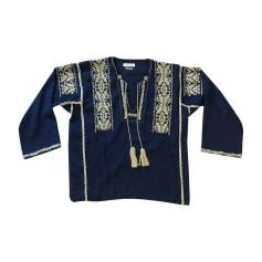 Blouse ISABEL MARANT Blue, navy, turquoise