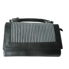 Leather Clutch DIESEL Black