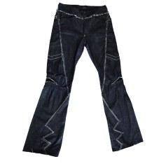 Jeans évasé, boot-cut MARITHÉ ET FRANÇOIS GIRBAUD Noir