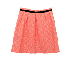 Mini Skirt SANDRO Pink, fuchsia, light pink