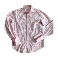 Camicia VERSACE Rosa, fucsia, rosa antico