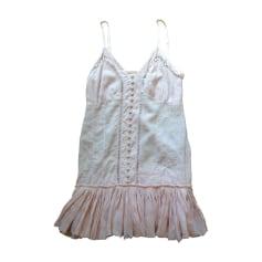 Mini Dress CHLOÉ Pink, fuchsia, light pink