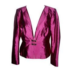 Blazer ESCADA Pink, fuchsia, light pink