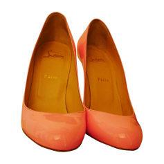 Pumps, Heels CHRISTIAN LOUBOUTIN Fifi Pink, fuchsia, light pink