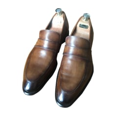 Loafers SMALTO Brown