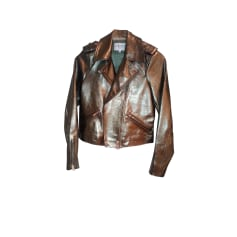 Zipped Jacket CLAUDIE PIERLOT Silver