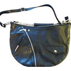 Leather Handbag JEAN PAUL GAULTIER Black