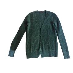 Vest, Cardigan COMPTOIR DES COTONNIERS Green