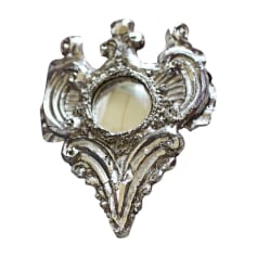 Brooch CHRISTIAN LACROIX Silver