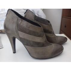 Bottines & low boots à talons SAN MARINA Taupe