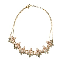 Collier SHOUROUK Rose, fuschia, vieux rose