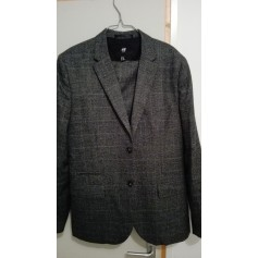 Costume complet H&M Gris, anthracite