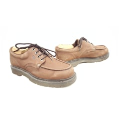 Lace Up Shoes CATERPILLAR Brown