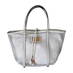 Non-Leather Oversize Bag DOLCE & GABBANA White, off-white, ecru