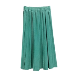 Midi Skirt GERARD DAREL Green
