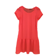 Mini Dress COMPTOIR DES COTONNIERS Pink, fuchsia, light pink