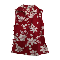 Top, T-shirt MIU MIU Red, burgundy