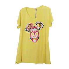 Top, T-shirt KENZO Yellow