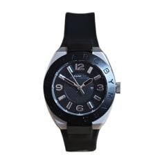 Armbanduhr MARC JACOBS Schwarz