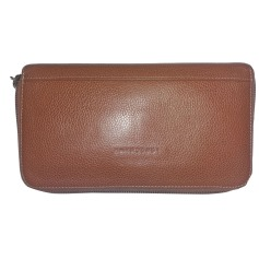 Wallet LONGCHAMP Brown