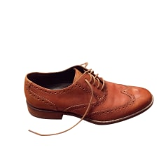 Lace Up Shoes COLE HAAN Brown