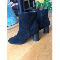 Bottines & low boots à talons TOPSHOP Noir