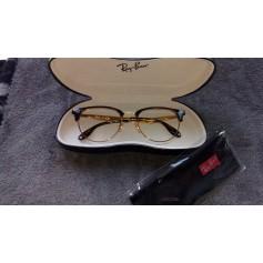Eyeglass Frames RAY-BAN Golden, bronze, copper