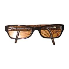 Monture de lunettes BURBERRY Noir