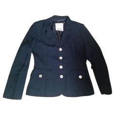 Blazer, Giacca tailleurr MOSCHINO CHEAP AND CHIC Blu, blu navy, turchese