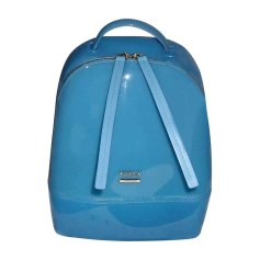 Backpack FURLA Blue, navy, turquoise