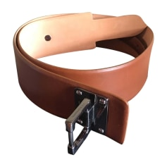 Wide Belt BARBARA BUI Brown