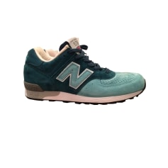 Sneakers NEW BALANCE Green