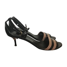 Heeled Sandals SONIA RYKIEL Black