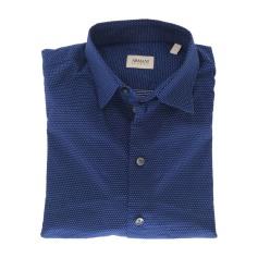 Shirt ARMANI COLLEZIONI Blue, navy, turquoise