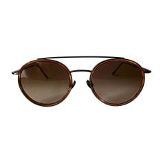 Sunglasses COURRÈGES Écaille / Noir