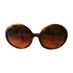 Sunglasses CHANEL Brown