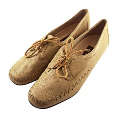 Chaussures à lacets  BALLY Beige, camel