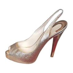 chaussures louboutin occasion vendre