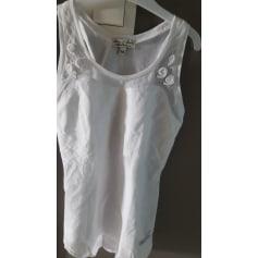 Top, Tee-shirt ELIANE ET LENA Blanc, blanc cassé, écru