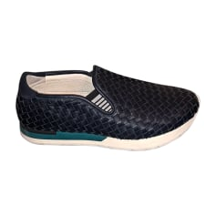 Sneakers BOTTEGA VENETA Blue, navy, turquoise