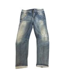 Wide Leg Jeans, Boyfriend Jeans DIESEL Blue, navy, turquoise