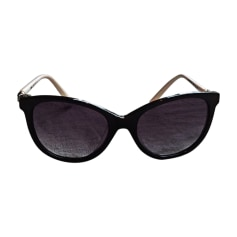 Sunglasses MOSCHINO White, off-white, ecru