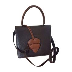 Leather Handbag LOEWE Black