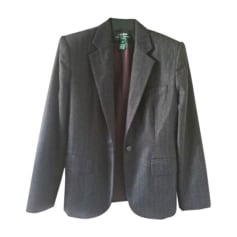 Jacket RALPH LAUREN Gray, charcoal