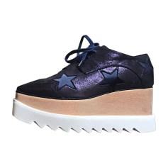 Sneakers STELLA MCCARTNEY Blue, navy, turquoise