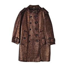 Coat BURBERRY Brown